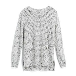 NWT Yanna Textured Pullover Sweater